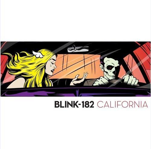 Blink 182 - California [New CD] Explicit
