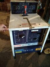 Hobart 600a Dc Arc Welder Excel Arc 6045 Cv Welding Power Source Dual Digital