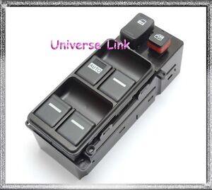 Honda A12 Service >> Electric Master Power Window Switch For Honda Accord Oddyssey 35750-SDA-A12 New | eBay