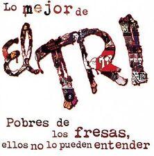 ~BACK ART MISSING~ El Tri CD Mejor De El Tri