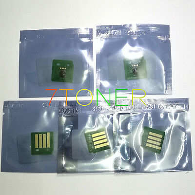 15 x Toner Reset Chips for Xerox Phaser 7100 7100N 7100DN 106R02602 ~ 106R02605
