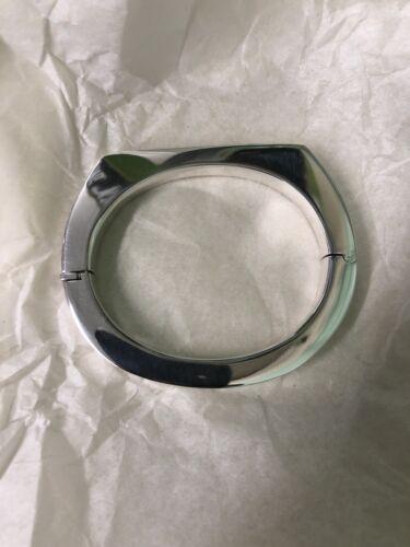 Sterling Mid Century Modern Bracelet Rare - image 1