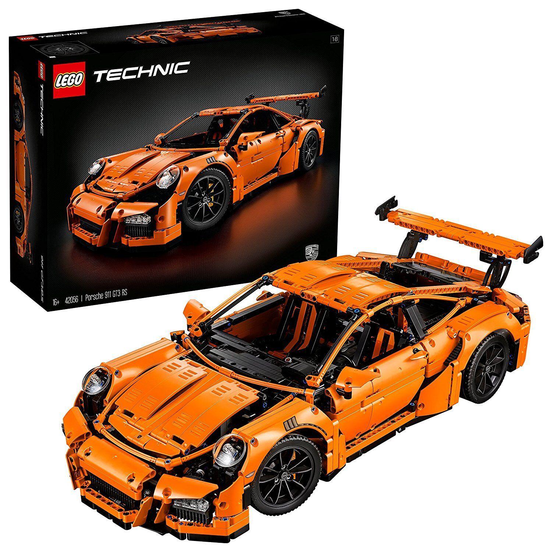 LEGO TECHNIC Porsche 911 gt3 rs 42056 Nouveau neuf neuf neuf dans sa boîte New a0074b