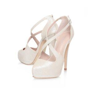 Eu glitter Uk 39 Stiletto Closing Carvela Sale Champagne Down 6 Shoes YqnxCgwB