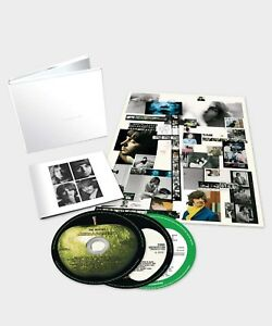 The Beatles - The White Album (Deluxe Edition) [CD] 602567571339