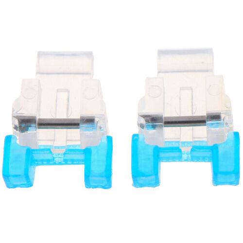 Home Button Presser Foot Sewing Machine Accessories Nail Buckle Presser Foot~SL