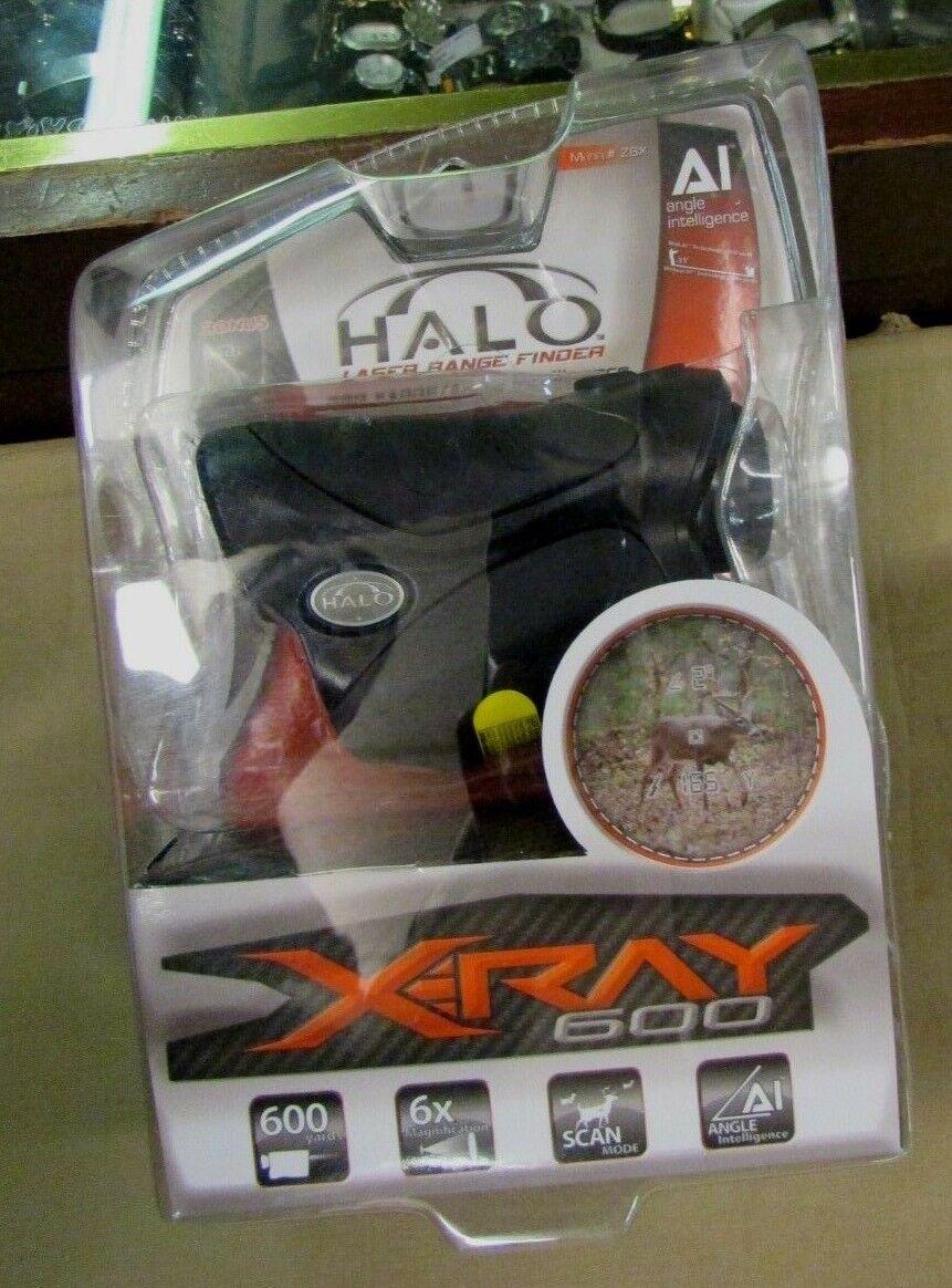 Nuevo Openbox Wildgame Halo 600 Ballistix 6x telémetro láser con tecnología AI Z6X