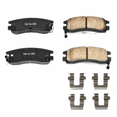 17-1433 Z17 Evolution Plus Brake Pads Power Stop Rear