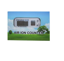 Mini Air Ion Tester Negative Anion Detector Checkermeter Counter Usa