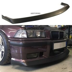 bmw e36 m3 bumper acs front apron full splitter addon. Black Bedroom Furniture Sets. Home Design Ideas