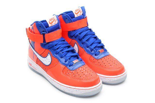 Nike air force 1 hi prm qs rasheed wallace size 13