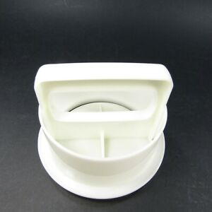 Vintage-Tupperware-Hamburger-Patty-Press-884-and-Ring-883-replacements