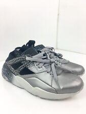 item 6 Puma Blaze Glory Socked Core Trinomic Mens Running Shoes Sz 7 Silver  Black A117 -Puma Blaze Glory Socked Core Trinomic Mens Running Shoes Sz 7  Silver ... 7b331aa0b