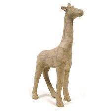 Decopatch AP608 Decoupage Papier Mache Animal Extra Small Giraffe