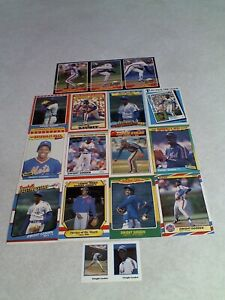 Dwight-Gooden-Lot-of-65-cards-49-DIFFERENT-Baseball