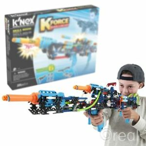 New-K-039-nex-Kforce-Mega-Boom-Building-Set-Build-And-Blast-6-Blasters-Official