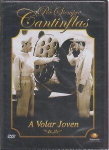 A-volar-joven-dvd-por-siempre-Cantinflas-totalmente-Nuevo