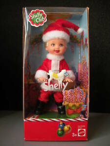 SHELLY-CLUB-NATALIZIE-SHELLY-NUOVA-E-ORIGINALE-MATTEL