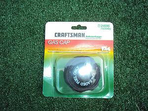 CRAFTSMAN-GENUINE-OEM-LAWN-TRACTOR-GAS-CAP-123549X-532123549X-OR-7124696