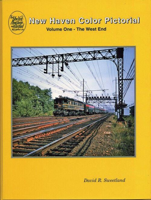 Nuovo Haven Colore Pittorici,Vol. 1 - il Ovest End: Nyc a Hartford  Nuovo Libro