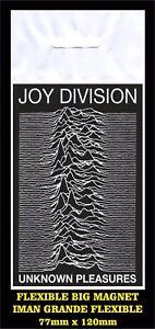 JOY-DIVISION-UNKNOW-PLEASURES-FLEXIBLE-BIG-MAGNET-IMAN-GRANDE-0171