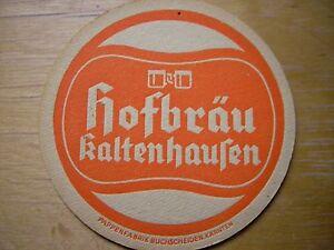 Bierdeckel-Hofbraeu-Kaltenhausen