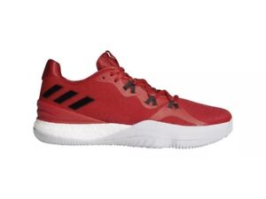 Adidas Crazylight Boost 2018 Mens Size 14.5 DB1069 Red And Black  fd52bf8ad