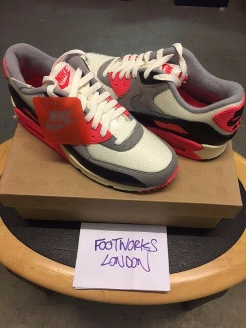 Nike air max 90 og infared     brand new  uk 9   usa 10