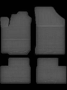 Automatten Toyota Prius I Gummifußmatten mit 15mm Rand X513-U/_C-24