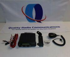 Motorola Cdm1250 450 512 Mhz Uhf 40 Watt Two Way Radio W Mic Aam25skd9aa2an