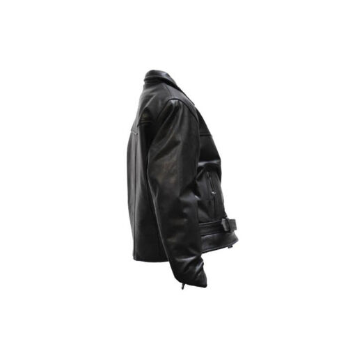 Cowhide Leather Jacket Premium Moto Womens p5vwOq0