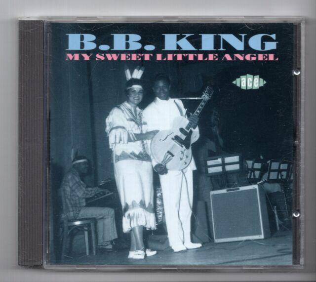 (JW630) BB King, My Sweet Little Angel - 1992 CD