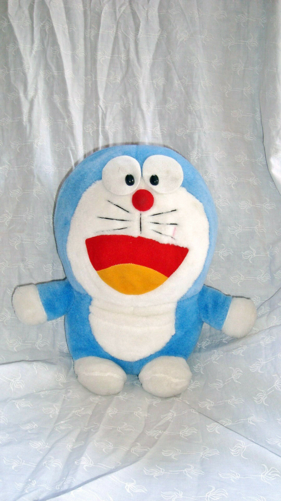 Muy Raro Peluche Plush Gigante Gigante Gigante Doraemon Jap (32x32cm) 759ae0