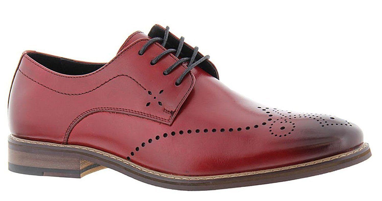 Stacy Adams Alaire Herren Herren Herren Oxford Kleid   Formelle Leder Oben Schuhe Nwt Neu  liefern Qualitätsprodukt