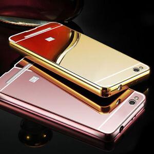 For xiaomi redmi 4 4 prime 4a phone case glitter shine pc for Mirror xiaomi to pc