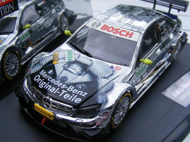 Carrera Evolution 27235 MERCEDES C DTM 2007   Schneider