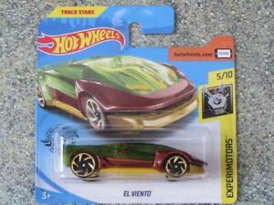 Brown 103//250 Hot Wheels 2020 Experimotors El Viento