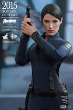 Hot Toys 1/6 MMS305 Avengers: Age of Ultron Maria Hill 2015 Toy Fair Exclusive