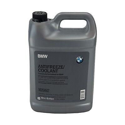 Coolant Antifreeze Blue Color 100 Concentrated 1 Gallon For Bmw Mini Genuine Ebay