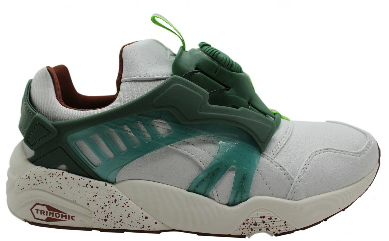 Puma Trinomic Disc Wildernerss Pack  Herren Trainers 357475 Weiß 357475 Trainers 01 D44 bae1e3