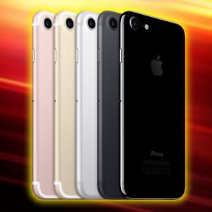Apple-iPhone-7er-128GB-Jet-Black-Schwarz-Silber-Gold-Rot-Rosegold-NEUWERTIG