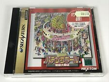 GAMING Sega Saturn PACHINKO HALL SHINSO DAI KAITEN  Japan Gam