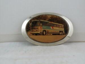 Vintage-Beltbuckle-Greyhound-Canada-Bus-Photo-Adult-Buckle