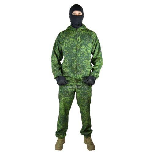 Russian Army Lightweight Spetsnaz Suit Saboteur EMR Digital Flora