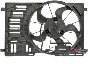Engine-Cooling-Fan-Assembly-fits-2004-2006-Chrysler-Crossfire-DORMAN-OE-SOLUTIO