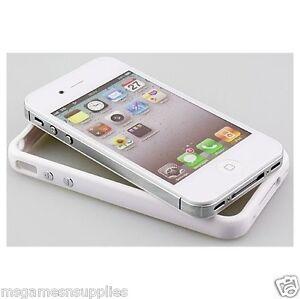 iphone-4-4G-4S-Hard-Protective-Bumper-Case-White-2-Tone-White-Color-NEW