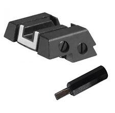 GLOCK Adjustable Rear Sight w/ Adjustment Tool Factory OEM 17 19 21 22 23 34 35