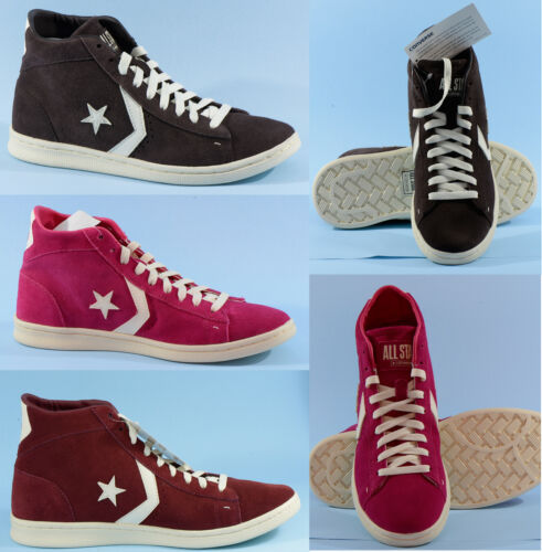 Star Leather Donna Player Uomo Sneakers Pro Converse Scarpa All zZIvqxw