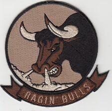 VFA-37 RAGIN' BULLS DESERT CHEST PATCH