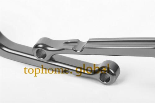 For YAMAHA FJR 1300 XJR 1300 2004-2020 Long Grey CNC Clutch Brake Levers